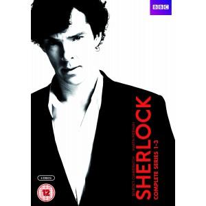 SHERLOCK: COMPLETE SERIES 1-3