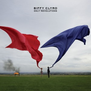 BIFFY CLYRO-ONLY REVOLUTIONS