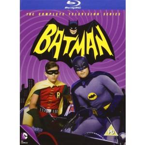 BATMAN: COMPLETE TELEVISION SERIES