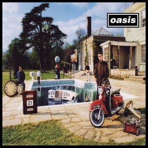 OASIS-BE HERE NOW (REMASTERED)