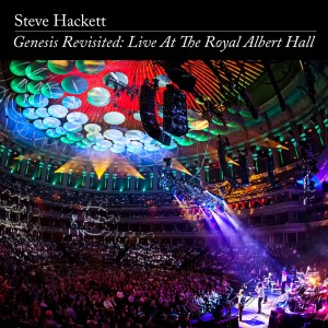 STEVE HACKETT-GENESIS REVISITED – LIVE AT THE ROYAL ALBERT HALL