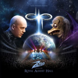 DEVIN TOWNSEND PROJECT-DEVIN TOWNSEND PRESENTS: ZILTOID LIVE AT THE ROYAL ALBERT HALL