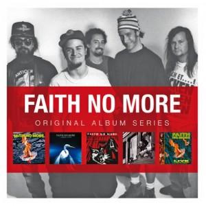 FAITH NO MORE-ORIGINAL ALBUM SERIES