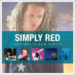 SIMPLY RED-ORIGINAL ALBUM SERIES