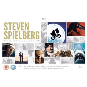 STEVEN SPIELBERG DIRECTOR´S COLLECTION