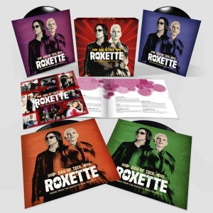 ROXETTE-BAG OF TRIX (MUSIC FROM THE ROXETTE VAULTS)