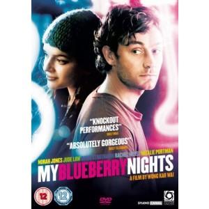 MY BLUBERRY NIGHTS