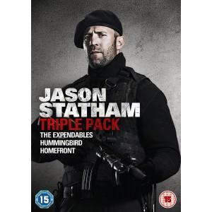 JASON STATHAM TRIPLE PACK