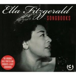ELLA FITZGERALD-SONGBOOKS
