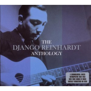 DJANGO REINHARDT-ANTHOLOGY