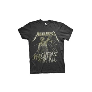 METALLICA JUSTICE FOR ALL XL