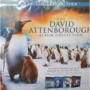 DAVID ATTENBOROUGH THE ALBUM COLLECTION