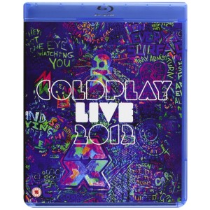 COLDPLAY-LIVE 2012