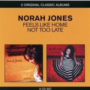 NORAH JONES-CLASSIC ALBUMS: NOT TOO LATE/FEELS LIKE HOME