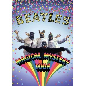 BEATLES-MAGICAL MYSTERY TOUR