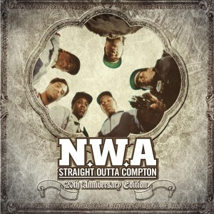 NWA-STRAIGHT OUTTA COMPTON - 20TH ANNIVERSARY