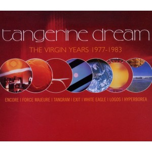 TANGERINE DREAM-THE VIRGIN YEARS 1977-1983