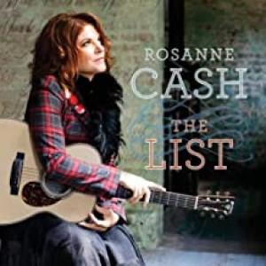 ROSANNE CASH-THE LIST