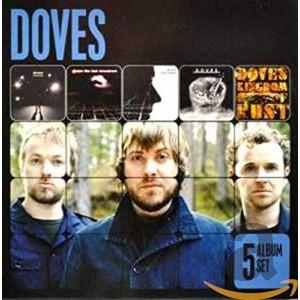 DOVES-5 ALBUM SET
