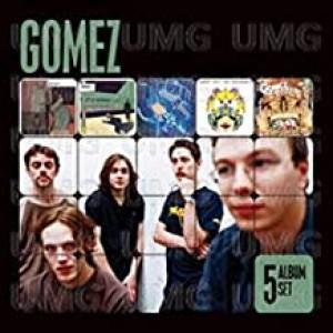 GOMEZ-5 ALBUM SET