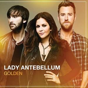 LADY ANTEBELLUM-GOLDEN