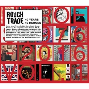 VARIOUS ARTISTS-ROUGH TRADE SHOPS: HEROES VOL.1
