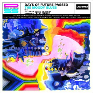 MOODY BLUES-DAYS OF FUTURE PASSED