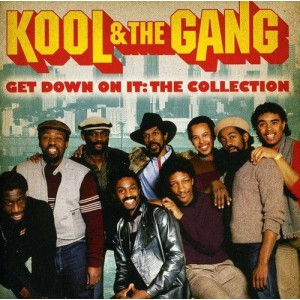 KOOL & THE GANG-GET DOWN ON IT-THE COLLECTION