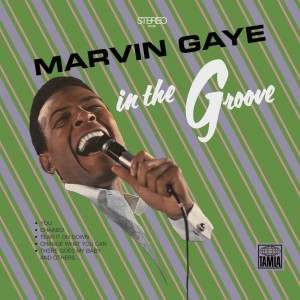 MARVIN GAYE-IN THE GROOVE