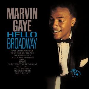 MARVIN GAYE-HELLO BROADWAY