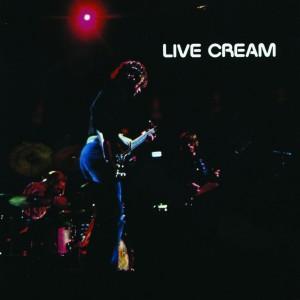 CREAM-LIVE CREAM