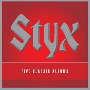 STYX-5 CLASSIC ALBUMS