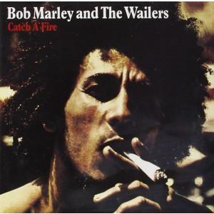 BOB MARLEY & THE WAILERS-CATCH A FIRE
