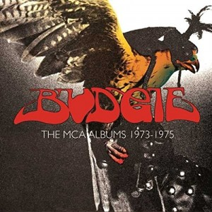 BUDGIE-THE MCA ALBUMS 1973 - 1975