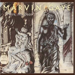 MARVIN GAYE-HERE, MY DEAR