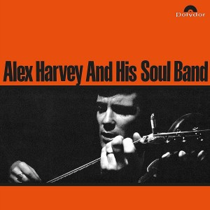 ALEX HARVEY AND HIS SOUL BAND-ALEX HARVEY AND HIS SOUL BAND