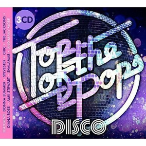 VARIOUS ARTISTS-TOP OF THE POPS: DISCO