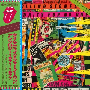 ROLLING STONES-TIME WAITS FOR NO ONE: ANTHOLOGY 1971-1977