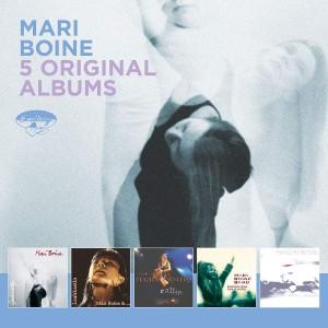 MARI BOINE-5 ORIGINAL ALBUMS