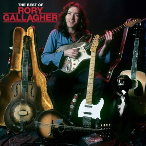 RORY GALLAGHER-THE BEST OF