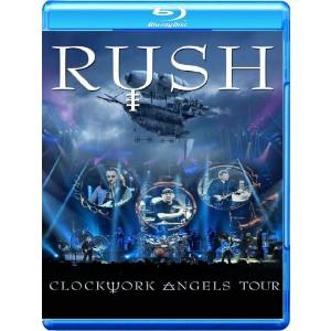 RUSH-CLOCKWORK ANGELS TOUR BR