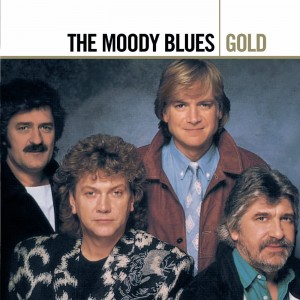 MOODY BLUES-GOLD 2CD