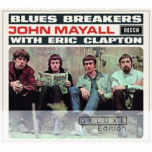 JOHN MAYALL WITH ERIC CLAPTON-BLUES BREAKERS DLX