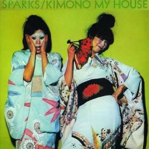 SPARKS-KIMONO MY HOUSE