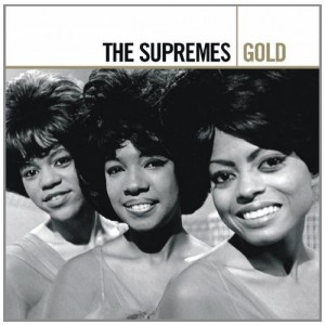 SUPREMES-GOLD 2CD