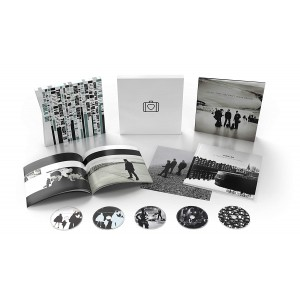 U2-ALL THAT YOU CAN'T LEAVE BEHIND 20TH ANNIVERSARY BOX