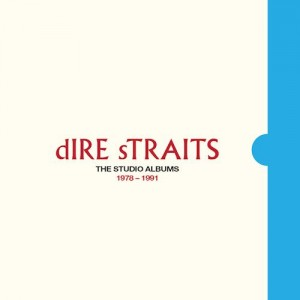 DIRE STRAITS-THE STUDIO ALBUMS 1978 – 1991