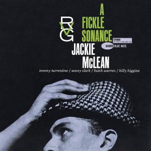 JACKIE MCLEAN-A FICKLE SONANCE