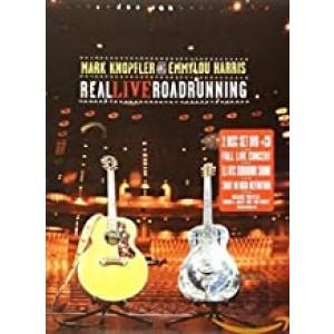 MARK KNOPFLER/EMMILOU HARRIS-REAL LIVE ROADRUNNING