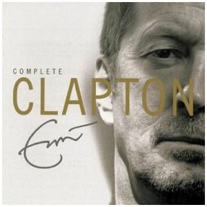 ERIC CLAPTON-COMPLETE CLAPTON